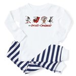 My Swissy IS Obedient Toddler Pajamas