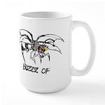 Buzz of Large Mug