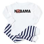 No Obama 2008 Toddler Pajamas