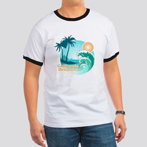 California Dreamin Ringer T