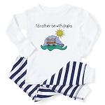 I'd Rather be with Papa Toddler Pajamas
