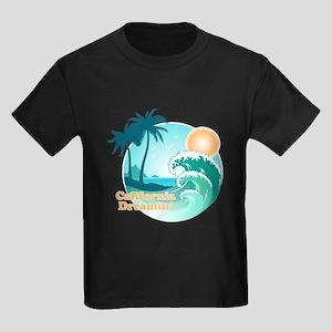 California Dreamin' Kids Dark T-Shirt