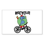 Planetpals Earthday Everyday Rectangle Sticker 10