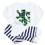 Makenzie lion Toddler Pajamas
