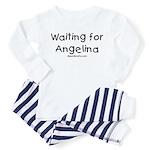 Waiting for Angelina Toddler Pajamas
