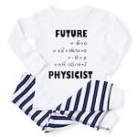 Future physicist Toddler Pajamas