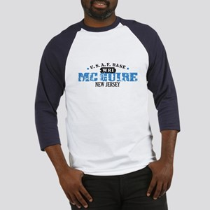 McGuire Air Force Base Baseball Jersey