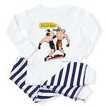 pretty boy Toddler Pajamas