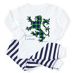 Lamont Lion Toddler Pajamas