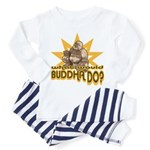 Buddha Toddler Pajamas