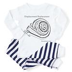 Displacement Replacement - Toddler Pajamas