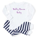 Belly Dance Baby Toddler Pajamas