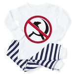 Anti-Communism Toddler Pajamas