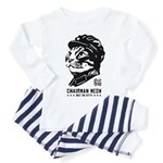 Chairman Meow - Baby/Toddler Cat Pajamas