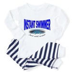Instant Swimmer Toddler Pajamas