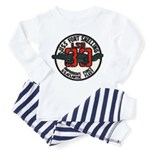 USS FORT SNELLING Toddler Pajamas