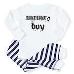 Mama's Boy Toddler Pajamas