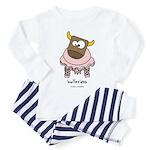 Bullerina Toddler Pajamas