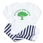 Earth Day : Officially Gone Green Toddler T
