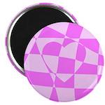 Heart Doodle Magnet