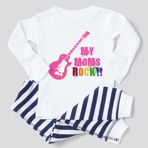 Rock On Moms!! Toddler Pajamas