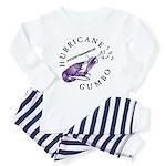 Hurricane Gumbo Toddler Pajamas