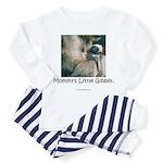 Little Gibbon Toddler Pajamas