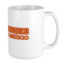 I Love Truth or Consequences, NM Large Mug