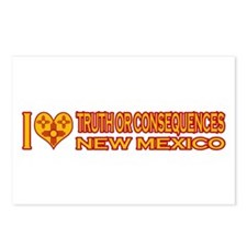 I Love Truth or Consequences, NM Postcards (Packag
