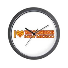 I Love Truth or Consequences, NM Wall Clock