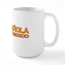 I Love Espanola, NM Large Mug