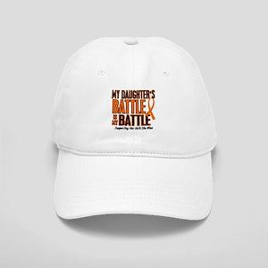 My Battle Too (Daughter) Orange Cap
