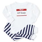 I.P. Freely - Baby /Toddler Pajamas
