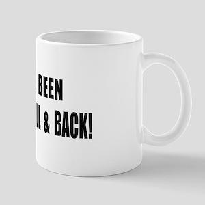 Over The Hill & Back Mug