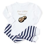 """""""Our Little Peanut"""" Toddler Pajamas"""