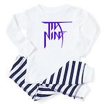 Tia Nina - Rock A Shirt Pajamas