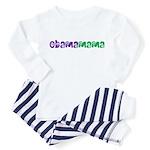 Obama Mama Toddler Pajamas