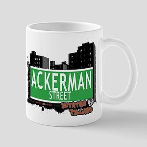 ACKERMAN STREET, STATEN ISLAND, NYC Mug