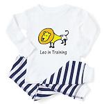 Leo in Training (Toddler Pajamas)