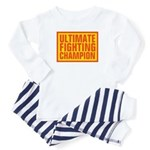 UFC Toddler Pajamas