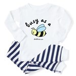 busy as a bee Toddler Pajamas