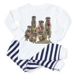 Meerkat Toddler Pajamas