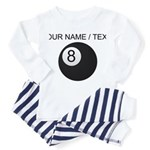 Custom Eight Ball Pajamas