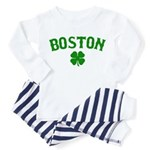 Boston Irish Toddler Pajamas