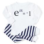 Euler's Formula Toddler Pajamas