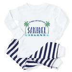 Sanibel Happy Place - Toddler Pajamas