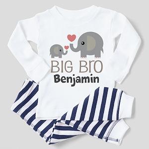 eaf3bec73 Big Brother Personalize Toddler Pajamas - CafePress