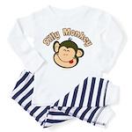 Silly Monkey Toddler Pajamas