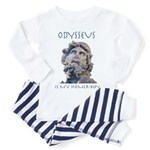 Odysseus Is My Homer-Boy Toddler Pajamas