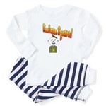 Boolean Pajamas for Toddlers